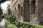 Taormina - antická cisterna Naumachie