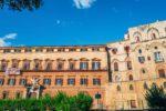 Palermo - Normanský palác