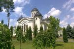 Curchi - klášterní areál z 18. st., nejkrásnější mezi Dněstrem a Prutem