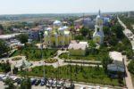 Comrat - hlavní město autonomní republiky Gagauzie s turecky mluvícími obyvateli