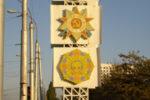 Tiraspol - hlavní město samozvané Podněsterské moldavské republiky
