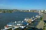 Tulcea - přístav